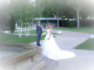 La boda de Monica y Juan Carlos