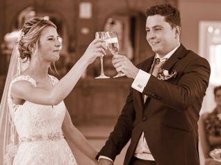 La boda de Aurora y Alejandro