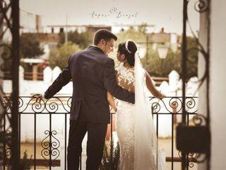 La boda de Hepy y Jose del Pozo
