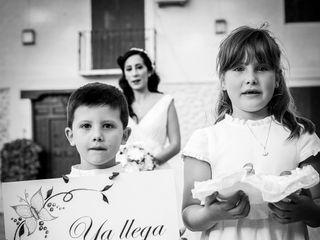 La boda de Lidia y Oscar 1