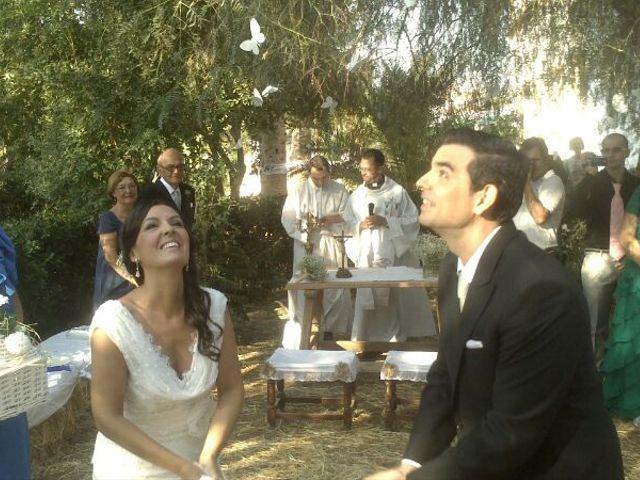 La boda de Marta y Daniel en Dos Hermanas, Sevilla 1