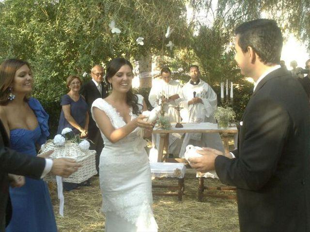 La boda de Marta y Daniel en Dos Hermanas, Sevilla 8