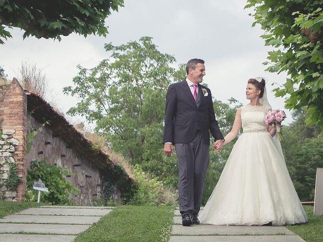 La boda de Asun y Jaime