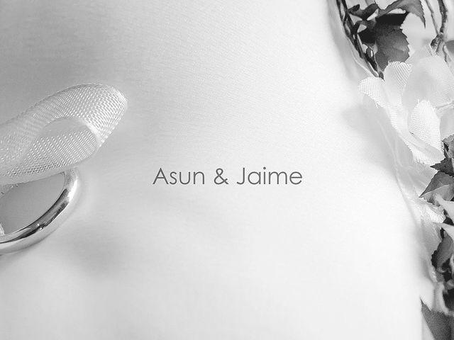 La boda de Jaime y Asun en Oviedo, Asturias 1