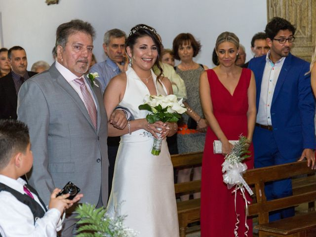 La boda de Mario y Lourdes en Robledo De Chavela, Madrid 4