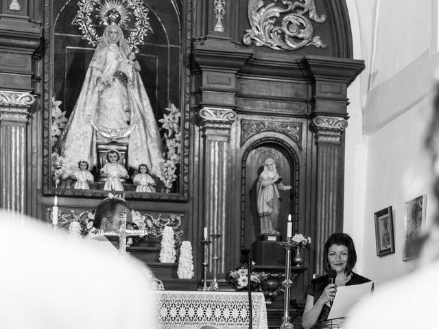 La boda de Mario y Lourdes en Robledo De Chavela, Madrid 5