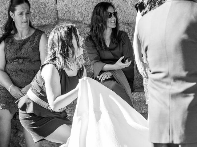 La boda de Mario y Lourdes en Robledo De Chavela, Madrid 10