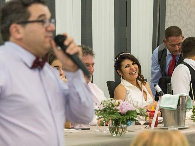 La boda de Mario y Lourdes en Robledo De Chavela, Madrid 17