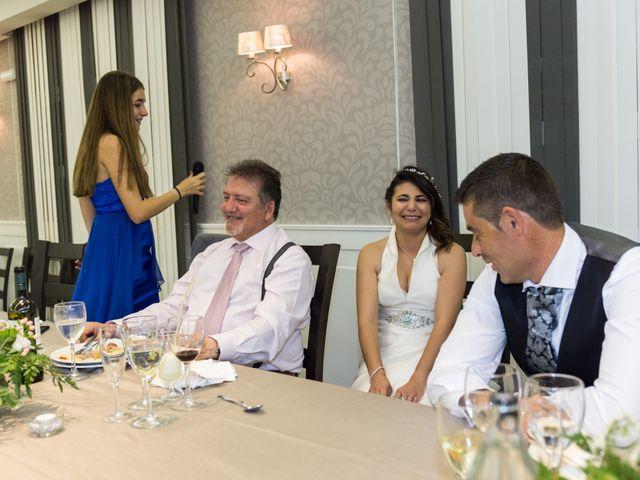 La boda de Mario y Lourdes en Robledo De Chavela, Madrid 18