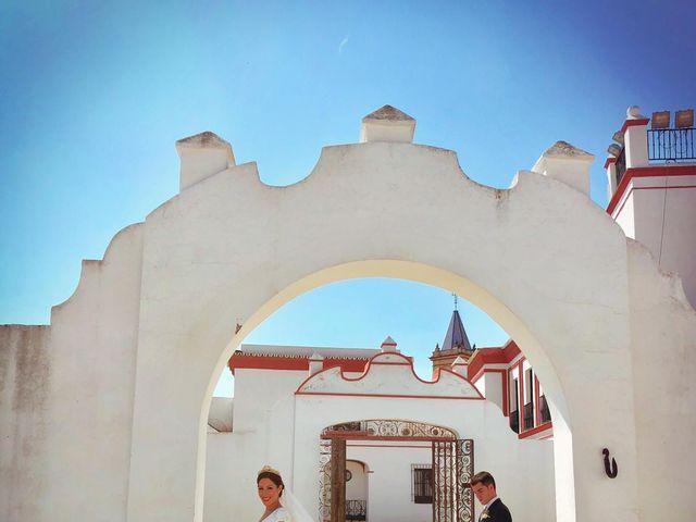 La boda de Pepe  y Rocio  en Gines, Sevilla 1