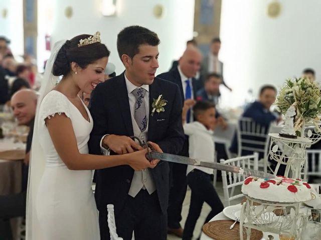 La boda de Pepe  y Rocio  en Gines, Sevilla 4