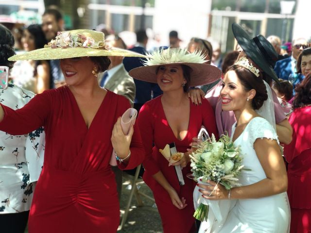 La boda de Pepe  y Rocio  en Gines, Sevilla 5