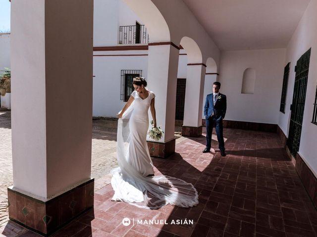 La boda de Pepe  y Rocio  en Gines, Sevilla 8