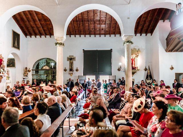 La boda de Pepe  y Rocio  en Gines, Sevilla 10