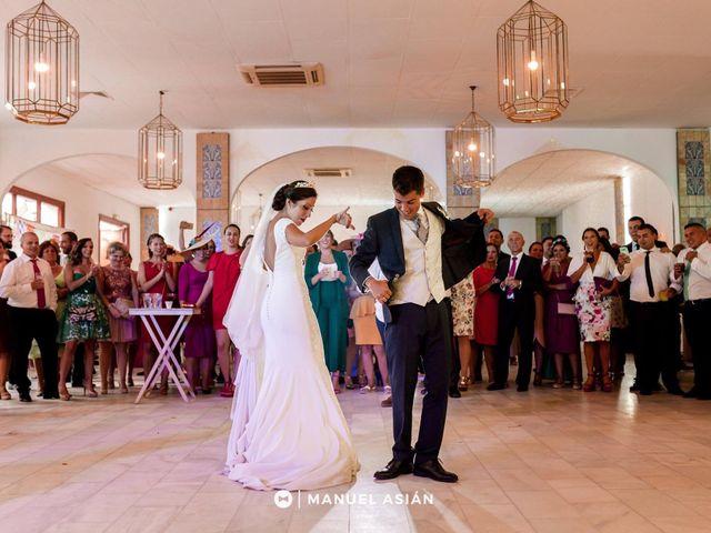 La boda de Pepe  y Rocio  en Gines, Sevilla 12