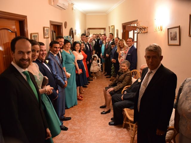 La boda de José Miguel y Mª Ángeles en Bolaños De Calatrava, Ciudad Real 5