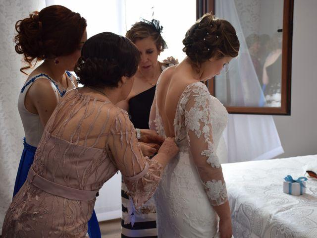 La boda de José Miguel y Mª Ángeles en Bolaños De Calatrava, Ciudad Real 7