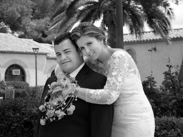 La boda de José Miguel y Mª Ángeles en Bolaños De Calatrava, Ciudad Real 14