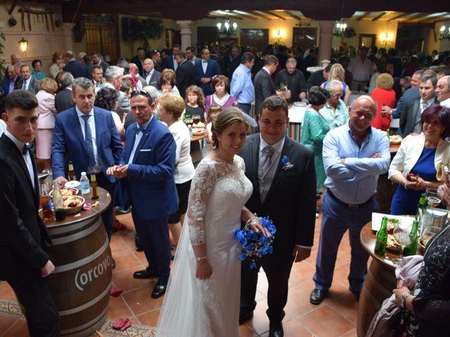 La boda de José Miguel y Mª Ángeles en Bolaños De Calatrava, Ciudad Real 15