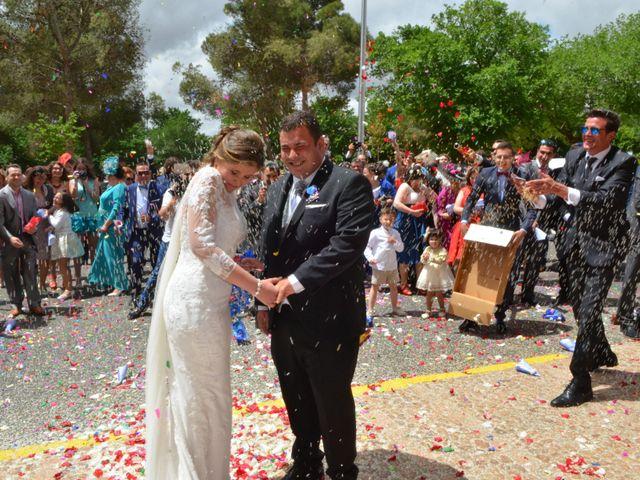 La boda de José Miguel y Mª Ángeles en Bolaños De Calatrava, Ciudad Real 17