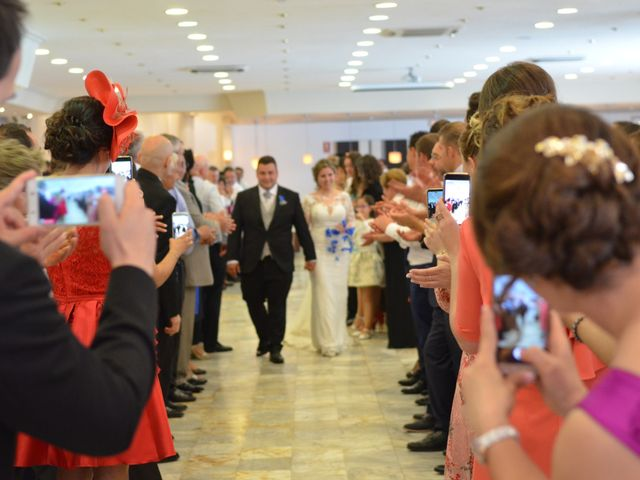 La boda de José Miguel y Mª Ángeles en Bolaños De Calatrava, Ciudad Real 18