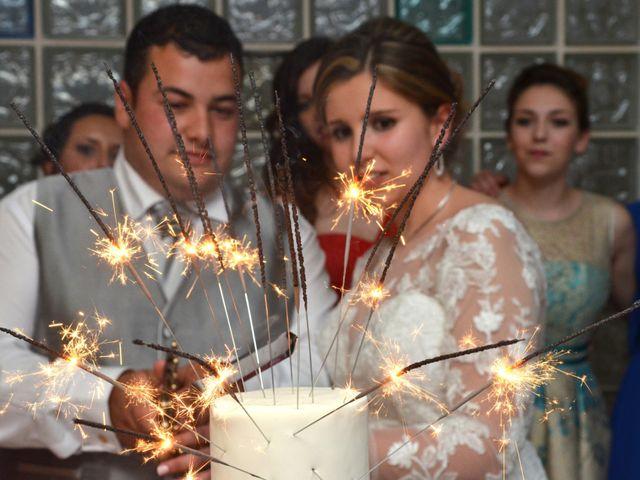 La boda de José Miguel y Mª Ángeles en Bolaños De Calatrava, Ciudad Real 27