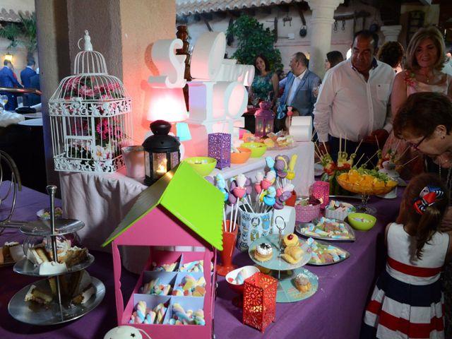 La boda de José Miguel y Mª Ángeles en Bolaños De Calatrava, Ciudad Real 30