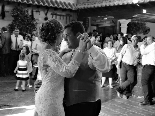 La boda de Mª Ángeles y José Miguel
