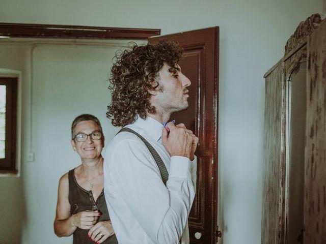 La boda de Narcís y Gabriela en Arbucies, Girona 1