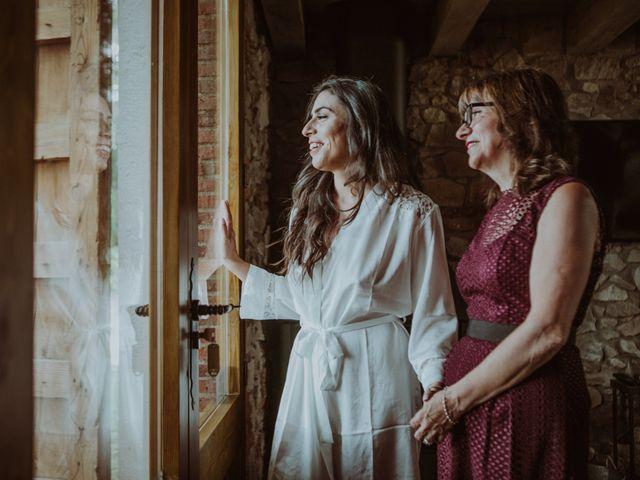 La boda de Narcís y Gabriela en Arbucies, Girona 6