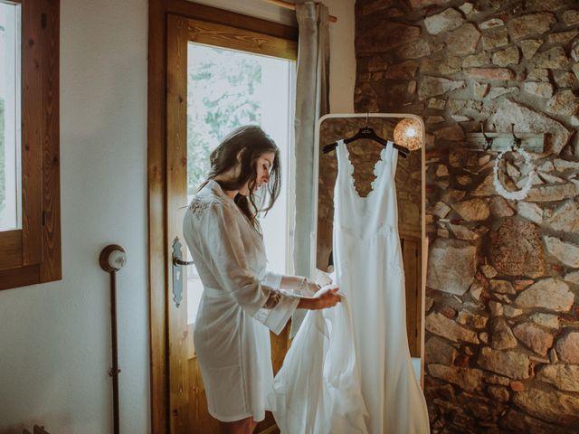 La boda de Narcís y Gabriela en Arbucies, Girona 7