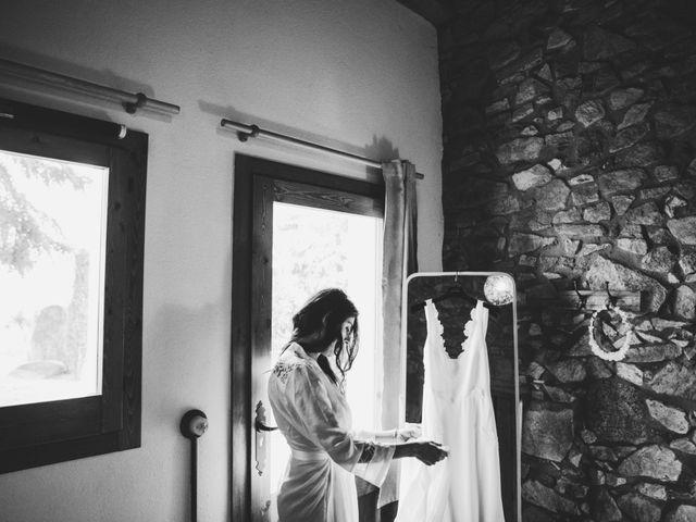 La boda de Narcís y Gabriela en Arbucies, Girona 8