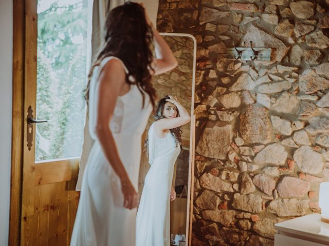 La boda de Narcís y Gabriela en Arbucies, Girona 10