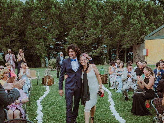 La boda de Narcís y Gabriela en Arbucies, Girona 23