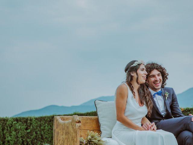 La boda de Narcís y Gabriela en Arbucies, Girona 30