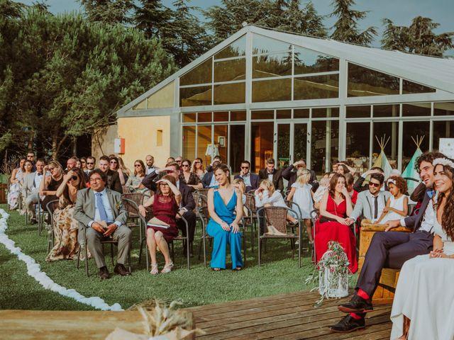 La boda de Narcís y Gabriela en Arbucies, Girona 34