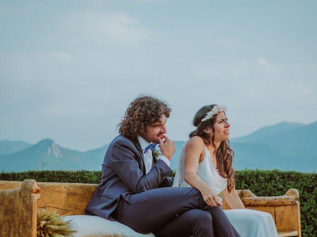 La boda de Narcís y Gabriela en Arbucies, Girona 37