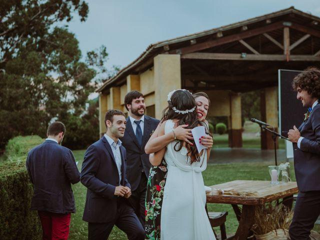 La boda de Narcís y Gabriela en Arbucies, Girona 42