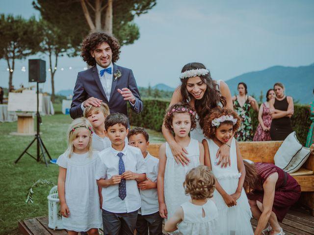La boda de Narcís y Gabriela en Arbucies, Girona 46