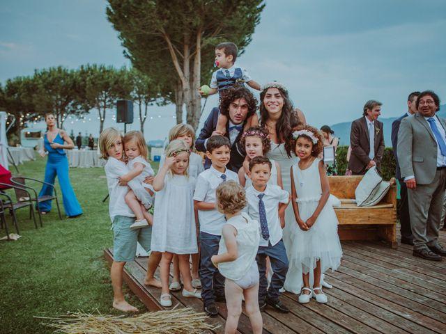 La boda de Narcís y Gabriela en Arbucies, Girona 48
