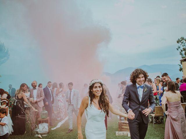 La boda de Narcís y Gabriela en Arbucies, Girona 52