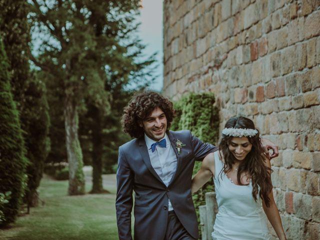 La boda de Narcís y Gabriela en Arbucies, Girona 54