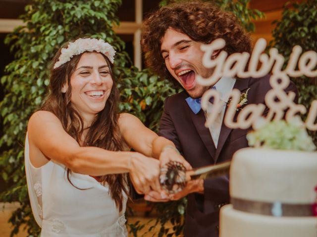 La boda de Narcís y Gabriela en Arbucies, Girona 57