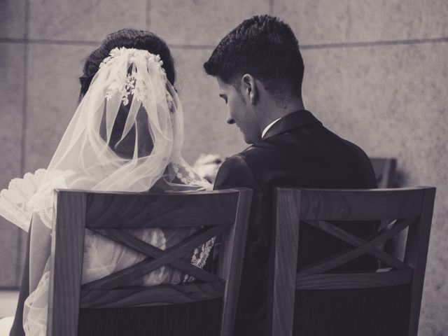 La boda de Josué y Melissa en Huelva, Huelva 3