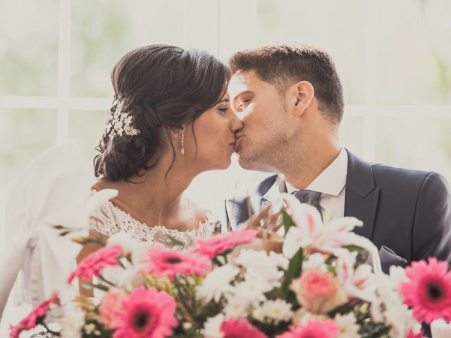 La boda de Josué y Melissa en Huelva, Huelva 13