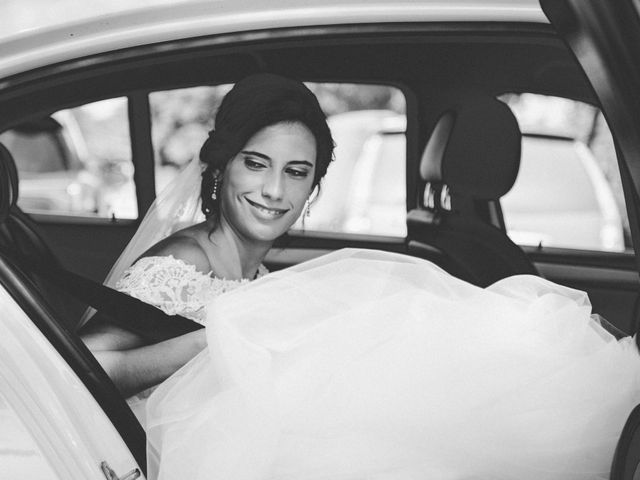 La boda de Josué y Melissa en Huelva, Huelva 14