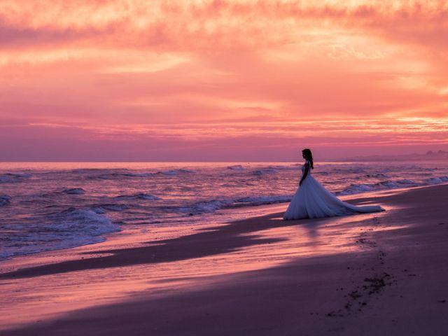 La boda de Josué y Melissa en Huelva, Huelva 16