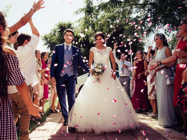 La boda de Josué y Melissa en Huelva, Huelva 24