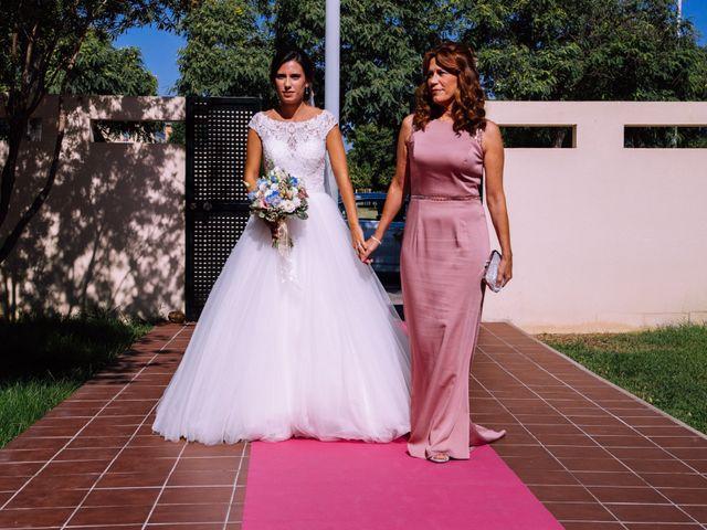 La boda de Josué y Melissa en Huelva, Huelva 28