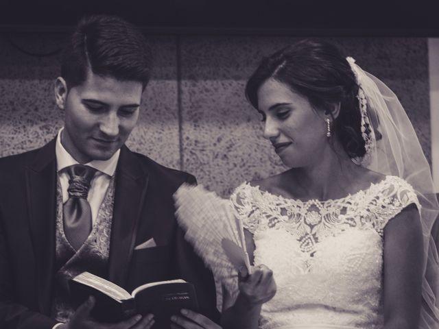 La boda de Josué y Melissa en Huelva, Huelva 31